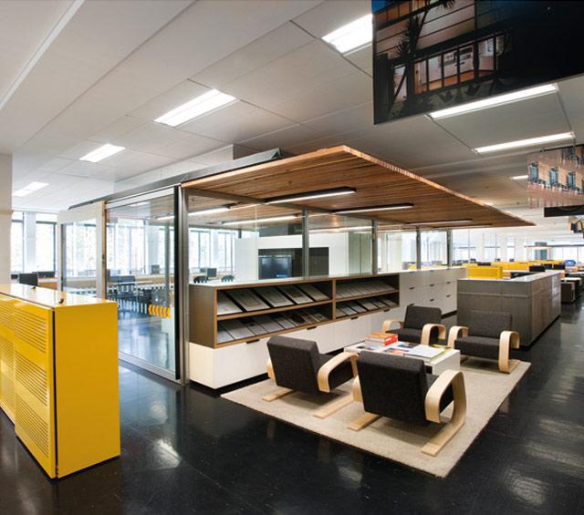 office fitout and interior design by Bright Point interior design company in Dubai